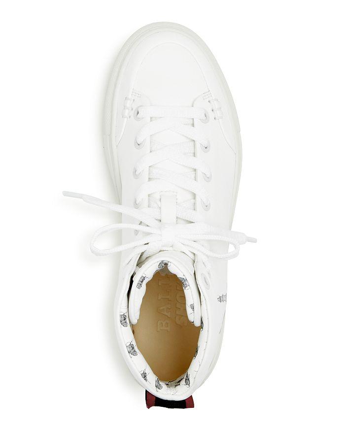 fc52ec299b9 Bally x Swizz Beatz Women s Helsa x Funk High-Top Sneakers ...