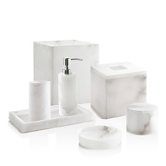 Kassatex - Alabaster Bath Accessories