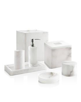 Kassatex - Alabaster Bath Accessories