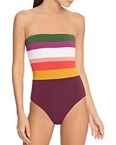 Robin Piccone - Suzie Bandeau One Piece Swimsuit