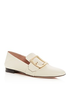 Bally - Women's Janelle Buckled Loafers
