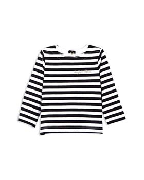 ba21cc2b455 Jacadi - Girls  Striped Long-Sleeve Tee - Baby ...