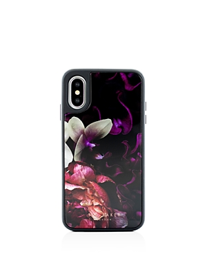 Ted Baker Glass Inlay iPhone X And Xs Case