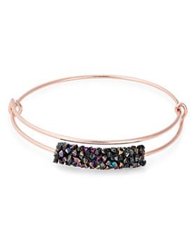 Alex and Ani - Shiny Fine Rocks Expandable Bracelet