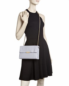 Ted Baker - Clarria Bow Detail Leather Crossbody