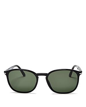 Persol Men's Round Sunglasses, 53mm