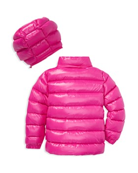 Ralph Lauren - Girls' Puffer Jacket - Little Kid