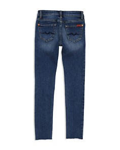 7 For All Mankind - Girls' Air Skinny Jeans - Little Kid