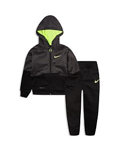 Nike - Boys' Therma Zip Hoodie & Joggers Set - Little Kid