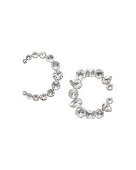Tory Burch - Crystal Celestial Mismatch Earrings
