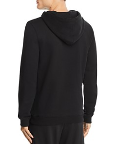 Etudes - Klein Embroidered European Flag Hooded Sweatshirt