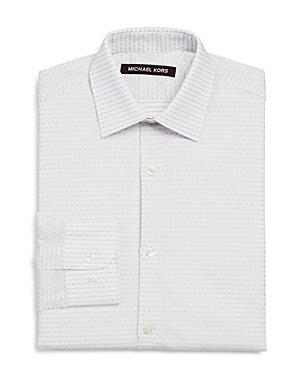 Michael Kors Boys' Geo-Print Shirt - Big Kid