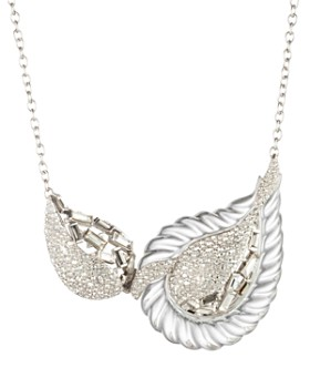 Alexis Bittar - Rope Bib Necklace, 16""