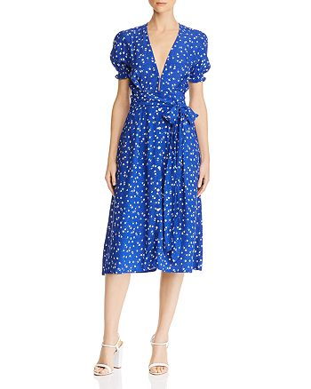 sneakers best sneakers great prices Faithfull the Brand Farah Midi Dress | Bloomingdale's
