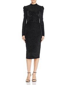 Rebecca Vallance - Laurent Long Sleeve Dress