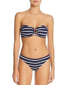 Shoshanna - U-Slide Bandeau Bikini Top