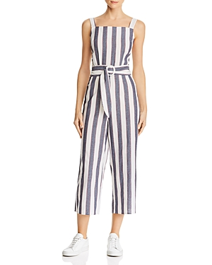 The Fifth Label SEQUENCE STRIPED JUMPSUIT