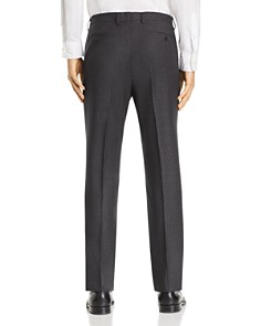 John Varvatos Star USA - Micro-Checked Wool Flannel Slim Fit Suit Pants