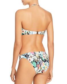 Nanette Lepore - Bloom Botanical Tease Bikini Top & Bloom Botanical Charmer Bikini Bottom