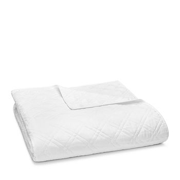 Bloomingdale's Essentials - The Essential Diamond Coverlet Set, King - 100% Exclusive