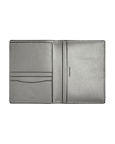COACH - Leather Passport Case & Luggage Tag Set