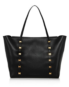 Salvatore Ferragamo - Emotion Large Leather Tote
