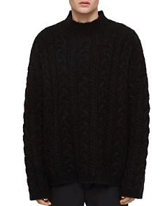 ALLSAINTS - Gable Cable-Knit Crewneck Sweater