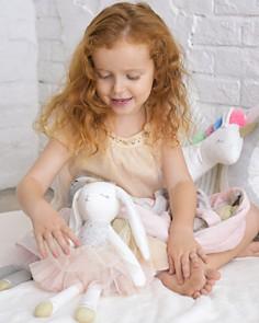 Albetta - Velvet Bunny Doll - Ages 0+