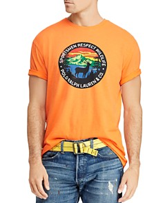 Polo Ralph Lauren - Great Outdoors Sportsmen Classic Fit Graphic Tee