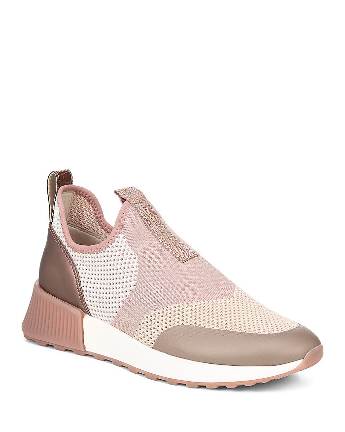 1e8564f3c Sam Edelman - Women s Dania Knit Slip On Sneakers