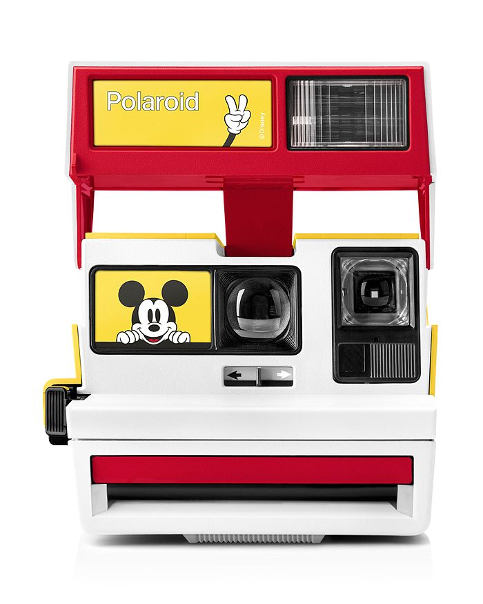Polaroid Originals - Originals Mickey's 90th Anniversary Edition Custom 600 Camera