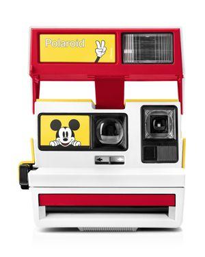 POLAROID ORIGINALS Mickey'S 90Th Anniversary Edition Custom 600 Camera in Multi