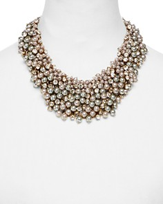 Weekend Max Mara - Resina Beaded Statement Necklace