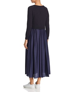 Weekend Max Mara - Re Sweater-Overlay Dress