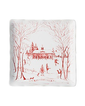 Juliska - Country Estate Winter Frolic Sweets Tray