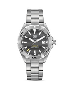 TAG Heuer - Aquaracer Gray Watch, 41mm