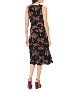 MICHAEL Michael Kors - Rose Velvet Devoré Dress
