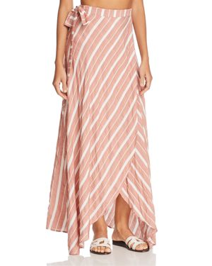 Onia Amanda Wrap Skirt Swim Cover-Up