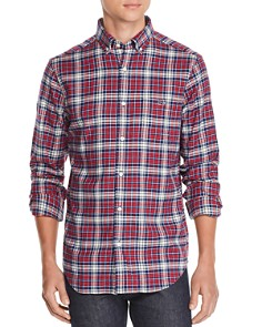 Vineyard Vines - Tower Ridge Plaid Classic Fit Button-Down Shirt