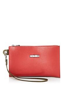 Longchamp - Roseau Leather Cosmetics Case