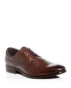 Kenneth Cole - Men's Levin Leather Plain-Toe Oxfords
