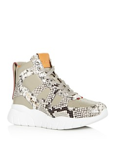 Bally - Men's Birko Leather High-Top Sneakers