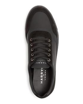 Harrys of London - Men's Nimble Tech Low-Top Sneakers