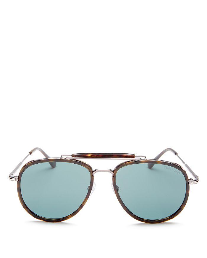 d63d7a8bf9 Tom Ford - Men s Tripp Brow Bar Aviator Sunglasses