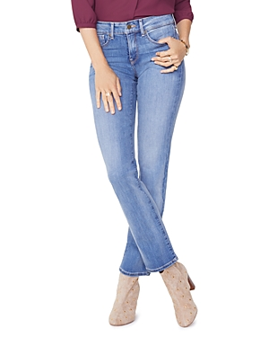 Nydj Jeans MARILYN STRAIGHT JEANS IN RHODES