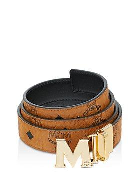 MCM - Women's Claus Medium Reversible Belt