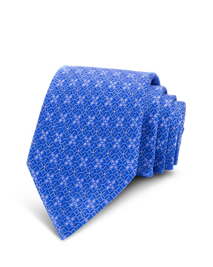 The Men's Store at Bloomingdale's - Mini-Circle Silk Classic Tie - 100% Exclusive