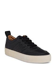 Whistles - Women's Anna Deep Sole Leather Sneakers