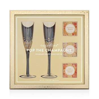 Sugarfina - Pop the Champagne Champagne Bears® Candy Gift Set
