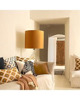 "Yves Delorme - Salambo Decorative Pillow, 18"" x 18"""